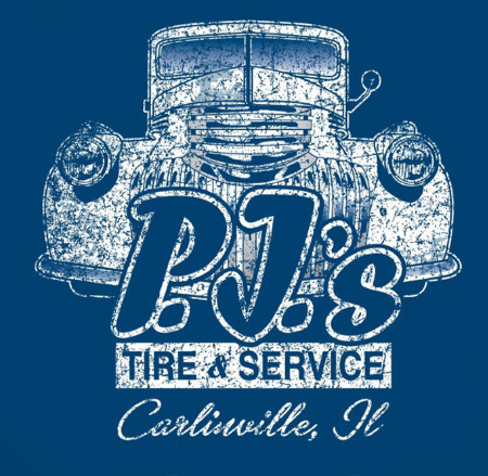 P J's Tire and Service Center: Family Owned Since 1996